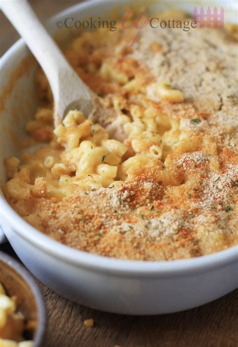 Cottage Cheese Macaroni And Cheese by Baked Macaroni And Cheese Cooking Up Cottage