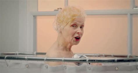 Not Showering by I Rarely Shower Says Westwood Designer Turned Green Activist Reveals She Doesn T Wash Everyday