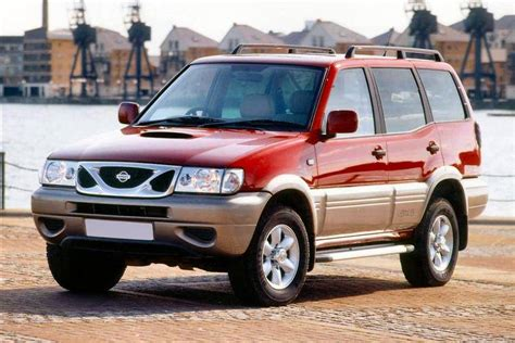 nissan terrano 2006 nissan terrano ii 1993 2006 used car review review