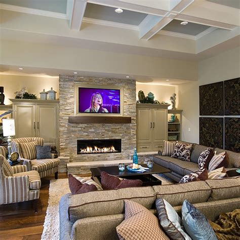Great Decorating Ideas For Living Room Great Living Room Beautiful Homes Design
