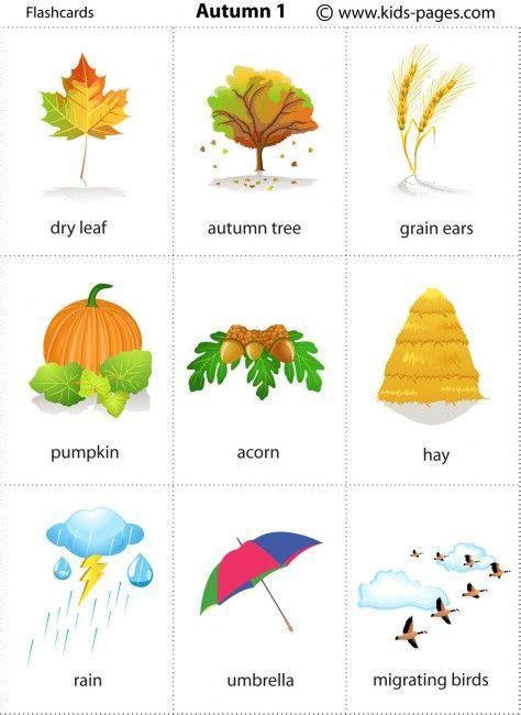 pdf libro e tree seasons come seasons go para leer ahora free printable autumn flashcards seasons les saisons