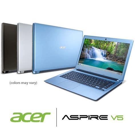 Second Laptop Acer Aspire V5 4 Series acer aspire v5 571 6647 15 6 inch hd display laptop black laptop computers