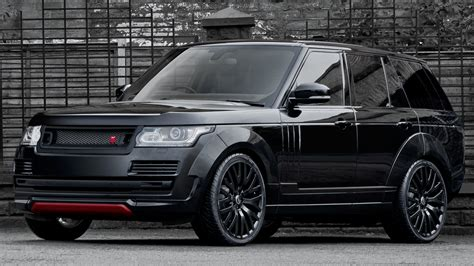 kahn range rover kahn design range rover vogue rs600 600le preview