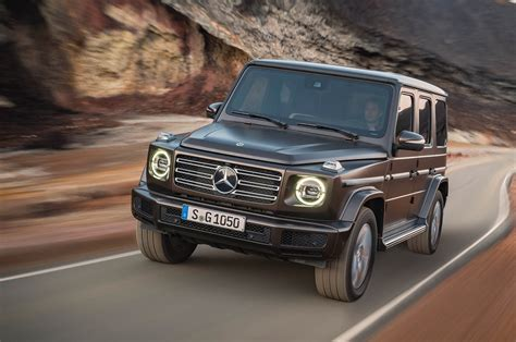 Mercedes G News by All New Mercedes G Class Revealed Autocar