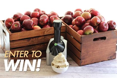 Apple Sweepstakes - yonanas apple picking sweepstakes