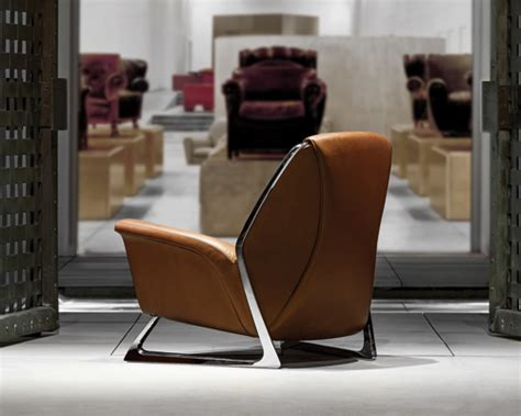 luft sofa luft armchair by audi concept design studio for poltrona frau
