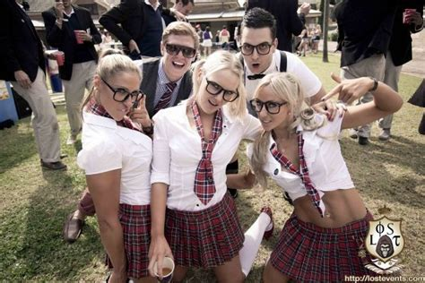 themed college parties the lost fraternity costume ideas american college