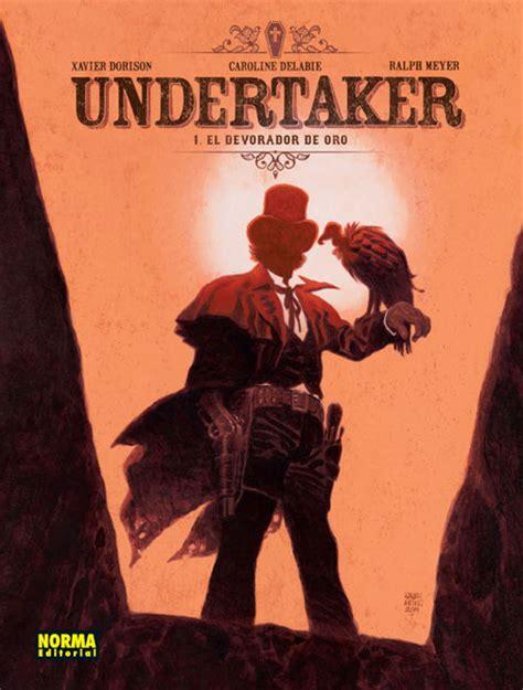 undertaker 01 el devorador de oro