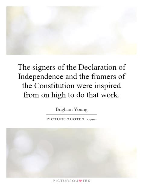 the declaration of independence and the constitution of the united states of america books declaration of independence signers quotes quotesgram