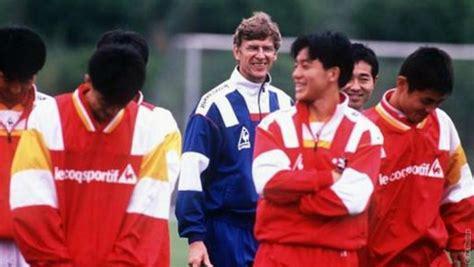 arsenal japanese player when arsene wenger was emperor of japanese football