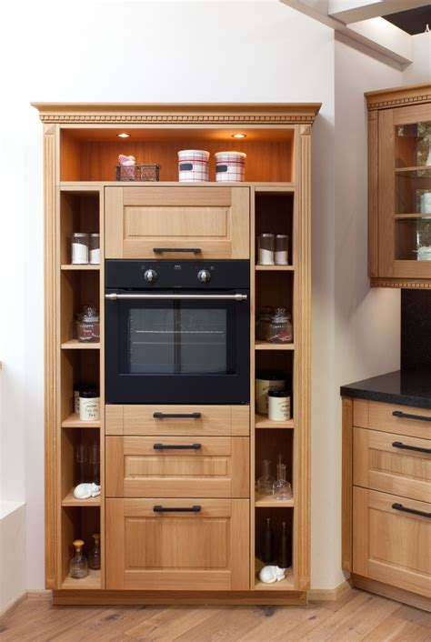 Pantry Storage Unit by Designer German Kitchens