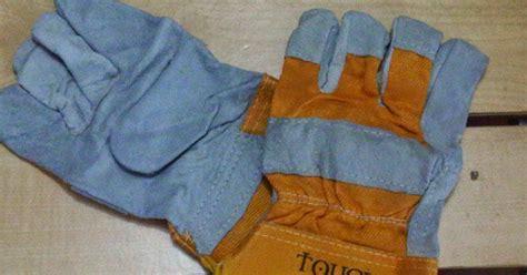 Jual Sarung Tangan Kulit Polos jual sarung tangan kombinasi jual alat safety