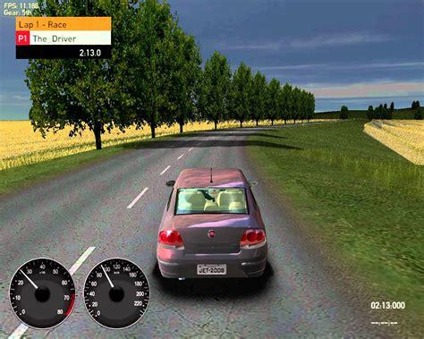 Liena Gamis racer free car simulation fiat linea t jet test drive