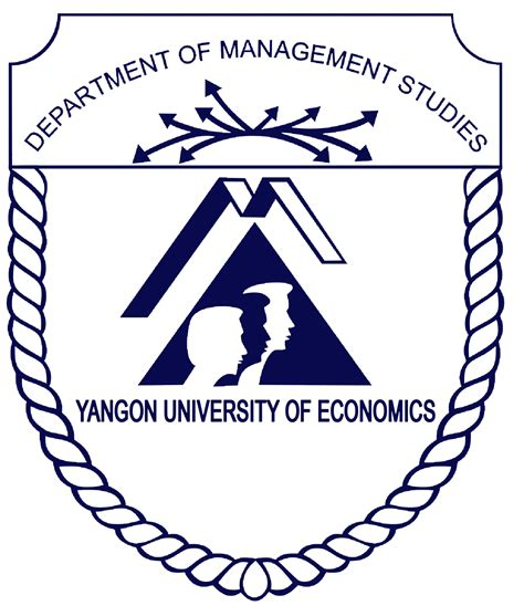 School Of Economics Mba Acceptance Rate by Department Of Management Studies Yangon Of