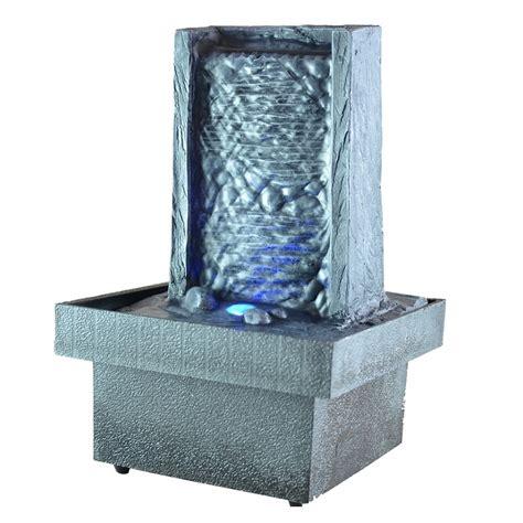 fontaine d int 233 rieur zen 224 led eclairage d ambiance ac deco