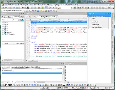 format html ultraedit zen coding for ultraedit download