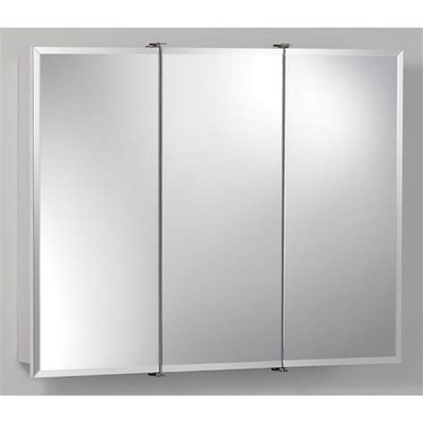 Cheap Medicine Cabinets Black Friday Nutone 755280 Tri View Frameless Beveled