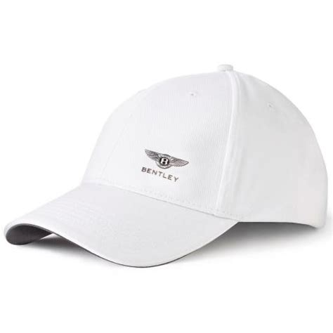 bentley baseball bentley baseball cap white scottsdale golf