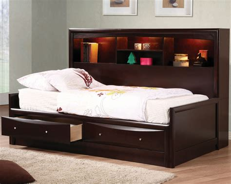 Side By Side Bunk Beds Size Bed With Storage Ideas Modern Storage Bed Design