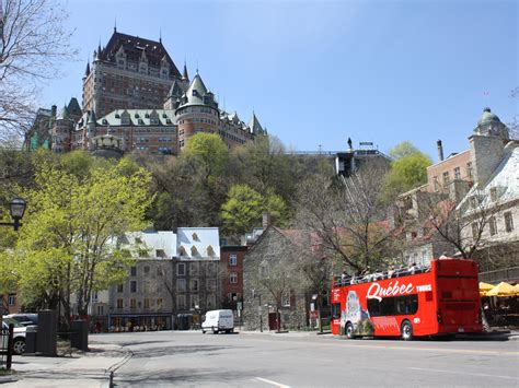 boat tour quebec cruise and 2 days hop on hop off combo qu 233 bec boat