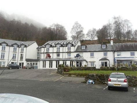 the inn at loch lomond view from the car park picture of the inn on loch lomond