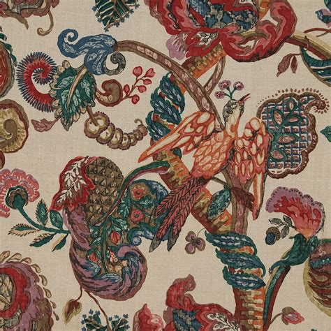 Sanderson Upholstery Fabric Uk by Poppinjay Linen Vintage Prints Ian Sanderson Upholstery And Curtain Fabrics
