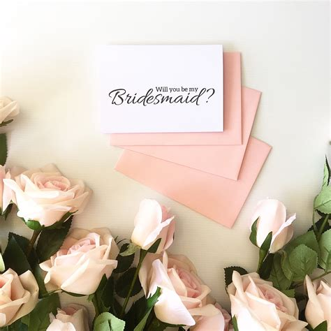 Gift Cards For Bridesmaids - gift card will you be my bridesmaid the bridal box co bridal party gift boxes