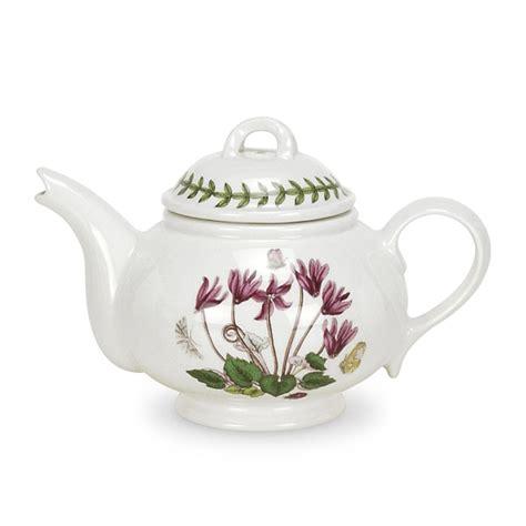 Portmeirion Botanic Garden One Cup Teapot Jarrold Norwich Portmeirion Botanic Garden Teapot