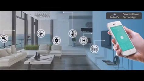 clik smart home automation singapore