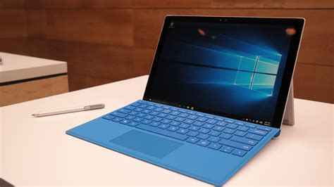 Microsoft Pro microsoft introduces surface pro 4 and surface book