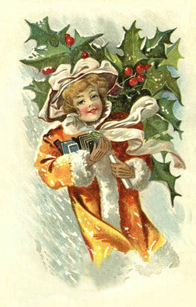 imagenes de navidad antiguas navidad viii postales antiguas
