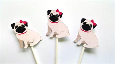 pug cupcake toppers pug cupcake toppers puppy cupcake toppers pug cupcake toppers pug