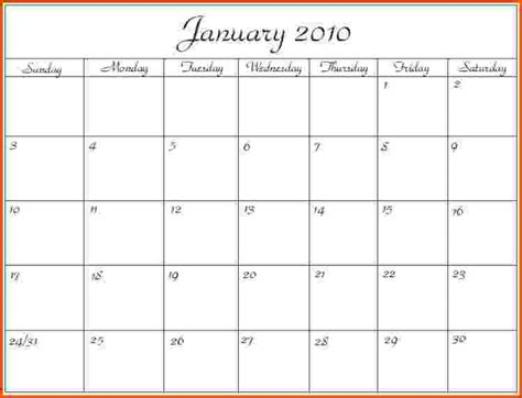 calendar template microsoft word 2007 all categories makemorning