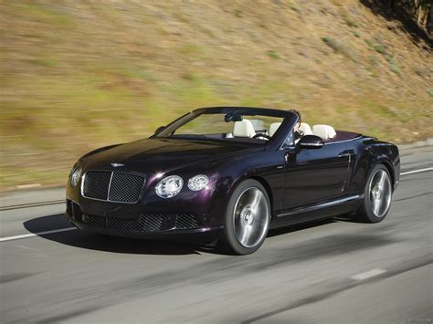 bentley convertible bentley continental convertible 2014