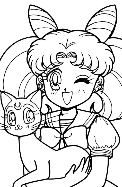 chibchibi boy colouring pages