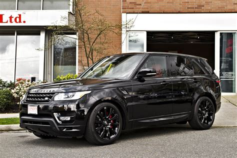 2015 land rover sport interior 2015 range rover sport autobiography car interior design