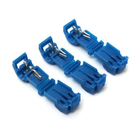 Jumper Kabel Yellow Scotch Lock Splice Wire Connector Terminal 65pcs assorted electrical terminals scotch locks splice wire connector blue yellow