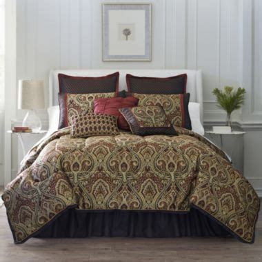 jcpenney bedding rouen 7 pc comforter set jcpenney shopping pinterest