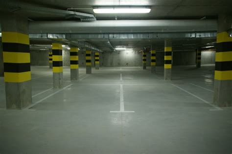underground parking bautech parking lots and garages