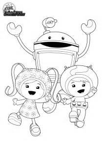 Team Umizoomi Coloring Pages 301 moved permanently