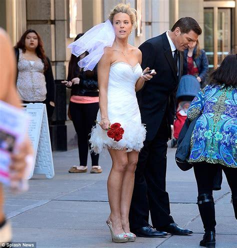 uk celebrities getting married in 2018 kate gosselin wears wedding dress for celebrity apprentice