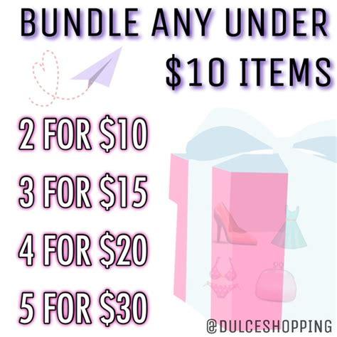 Sale Bundle 32 bundle sale os from shop s closet on poshmark