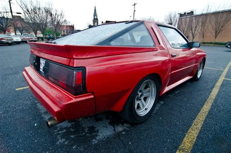 chrysler conquest 1987 bboyronnie 1987 chrysler conquest specs photos