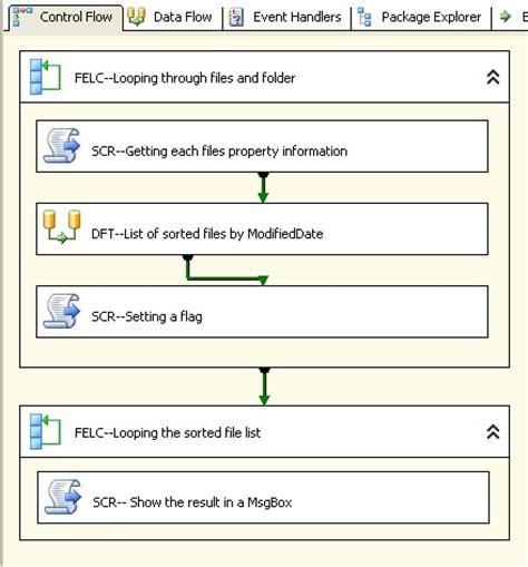 plexus sql chronological order list files by oldest