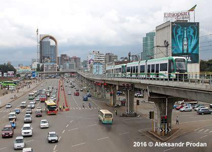 City Light Capital Urbanrail Net Gt Africa Gt Ethiopia Gt Addis Ababa Light Rail