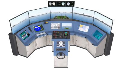 synergy maritime extends  marine training capability  multiple simulator installation