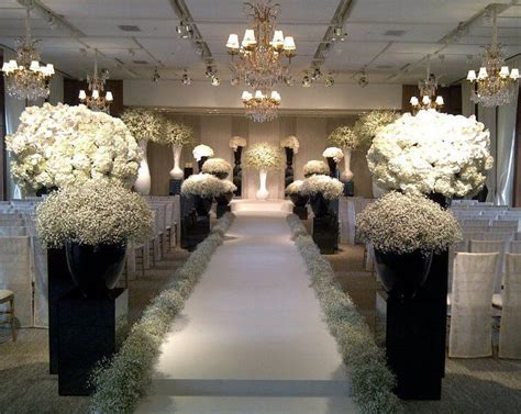 513 best Aisle flowers images on Pinterest   Wedding