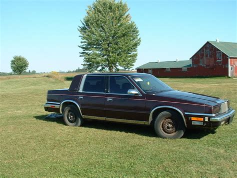 Chrysler Omni by One Fast Omni 1988 Chrysler New Yorker Specs Photos