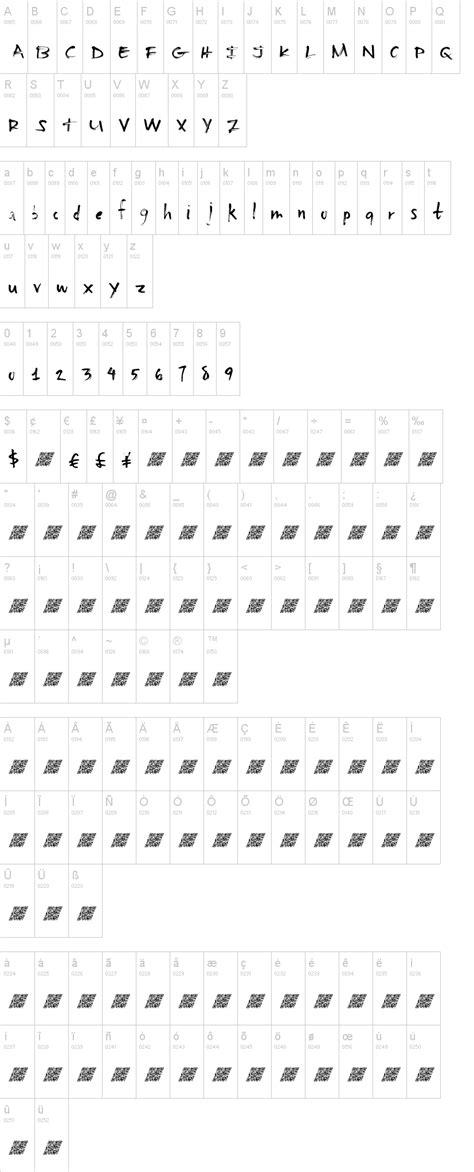dafont korean basic sharpie font dafont com