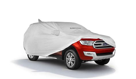 Car Covers In Mysore Genuine Ford Accessories For The All New Ford Endeavour